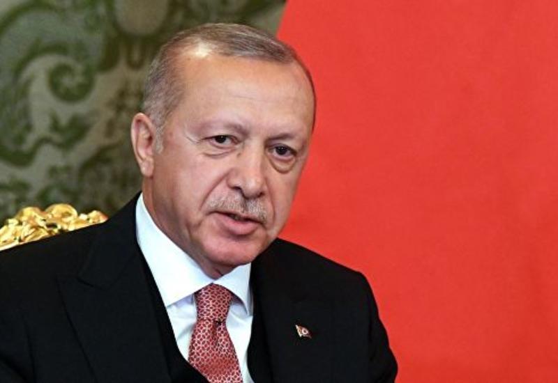 Эрдоган назвал сроки поставок С-400