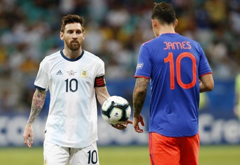 Argentina məğlubiyyətlə başladı, Meksikadan isə 7 cavabsız qol - VİDEO