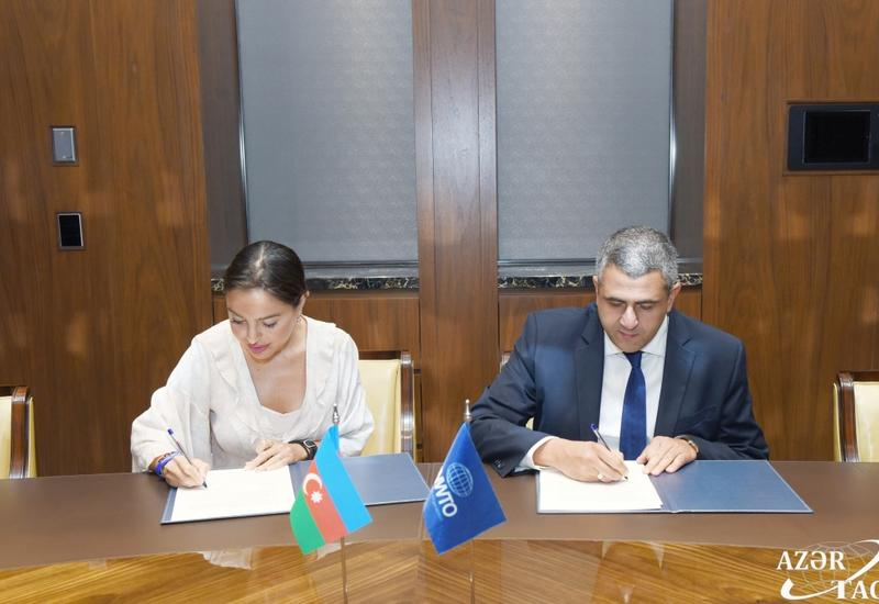 Подписан Меморандум о взаимопонимании между IDEA и Всемирной туристской организацией