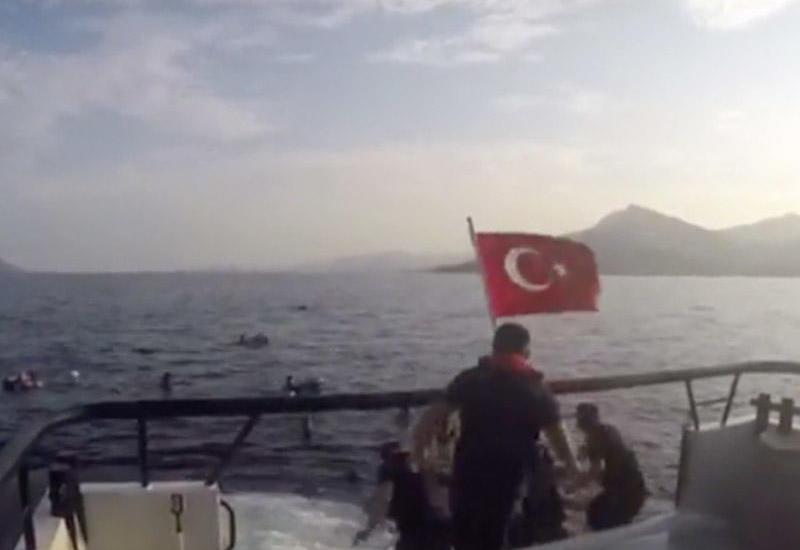 Türkiyədə miqrant qayığının batması nəticəsində 8 nəfər ölüb
