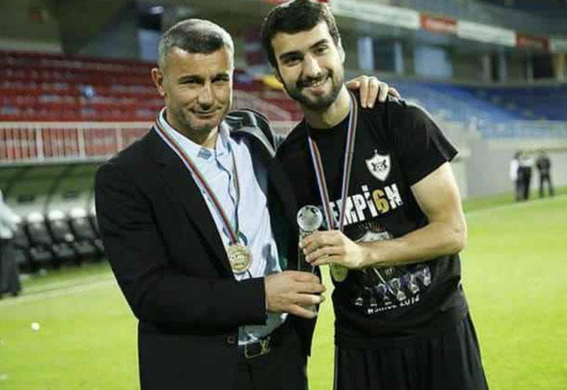 """Mahir """"Qarabağ""""dan ayrılır? - """"Bir şey bacarmışamsa, sənin sayəndə olub"""""""