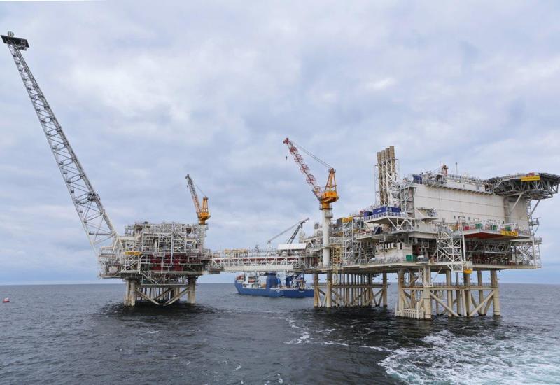 Азербайджанский газ дошел до европейских границ