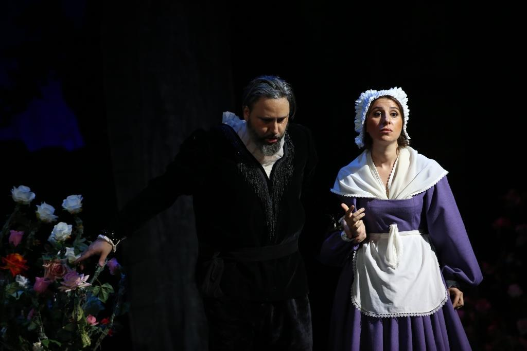 """В Театре оперы и балета представили грандиозную оперу """"Риголетто"""""""