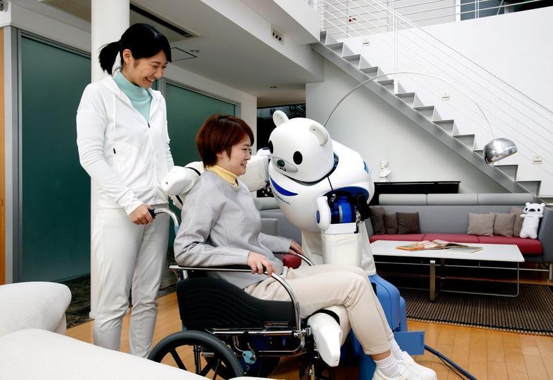 В Южной Корее роботы-сиделки могут заменить соцработников