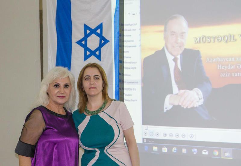 В Израиле показали документальный фильм «Архитектор независимой родины»