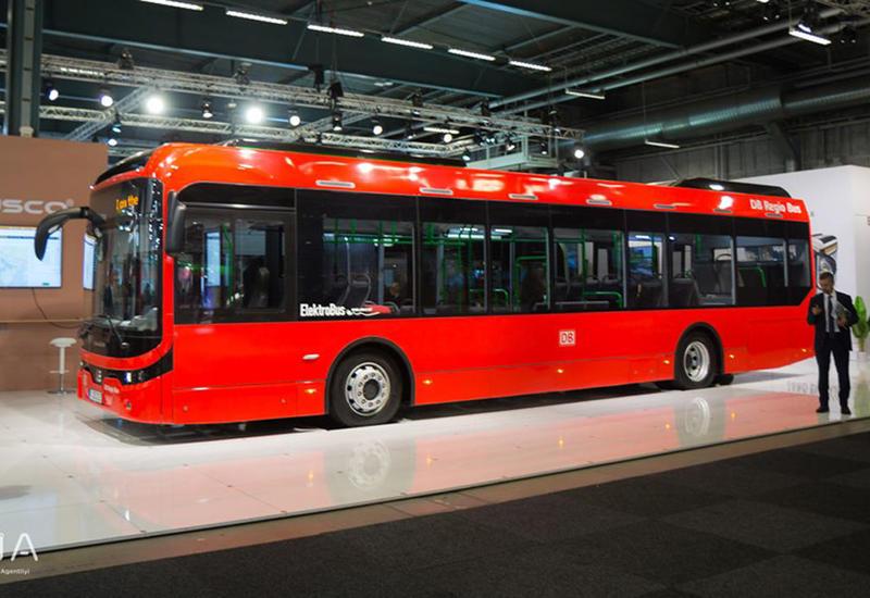 2022-ci ildən Bakıda avtobuslar yalnız sıxılmış təbii qaz və ya elektrik mühərriklə işləyəcək