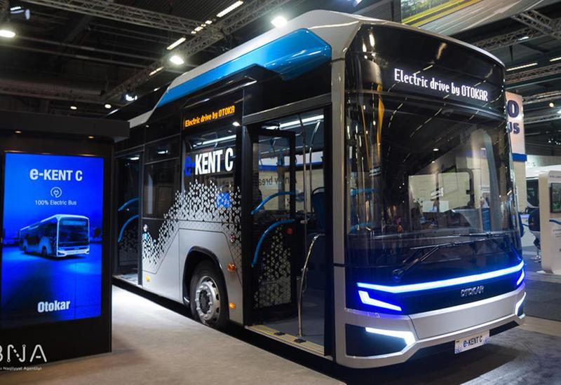 Общественный транспорт в Баку станет полностью экологичным