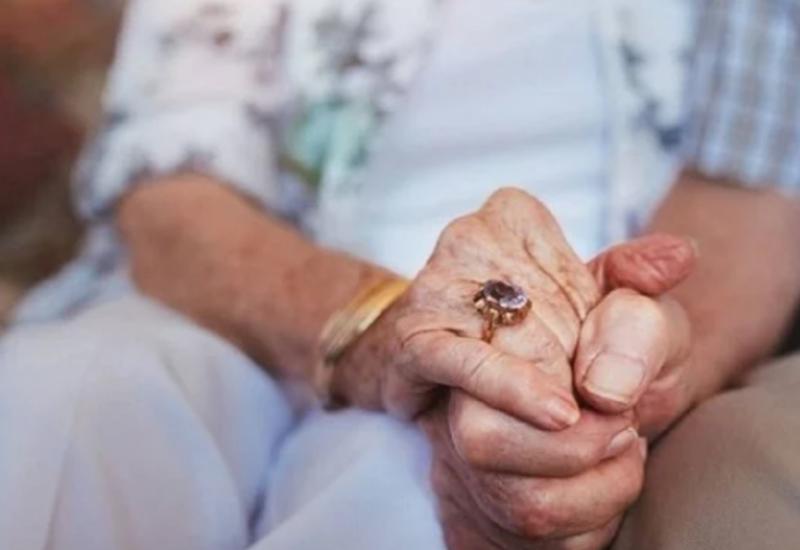 В Азербайджане женщина вышла замуж в 83 года