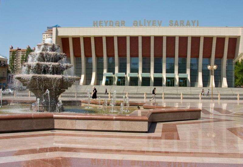 Интересные факты о Дворце Гейдара Алиева