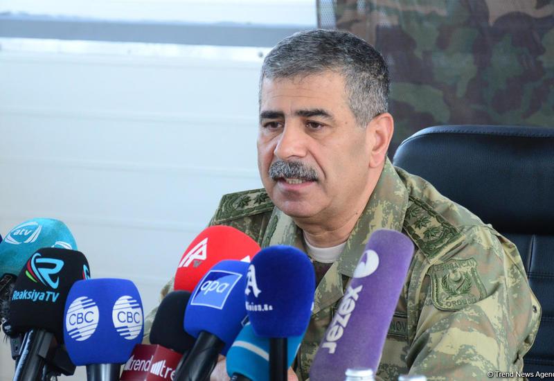 В апреле 2016 года вся армянская армия была разгромлена только одной частью азербайджанской армии