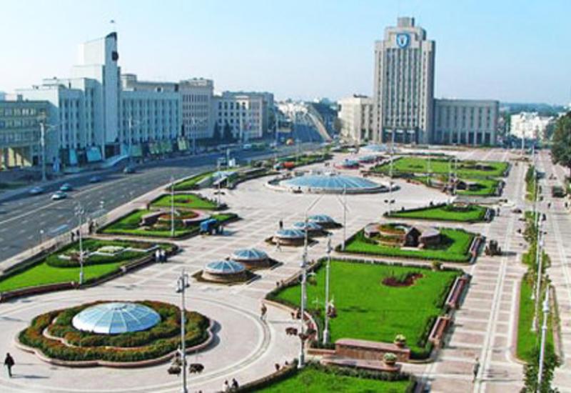 Огонь II Европейских игр прибыл в Минск