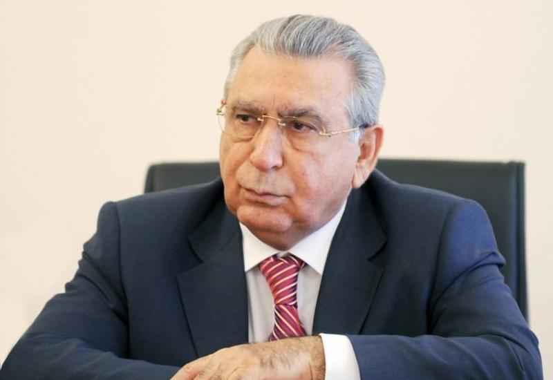 Рамиз Мехтиев встретился с секретарем Совета безопасности России