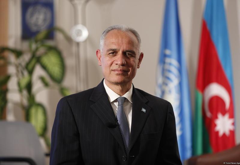 Гулам Исагзаи: ООН готова всецело поддержать Азербайджан