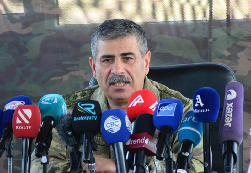 Закир Гасанов рассказал о боеспособности ВВС Азербайджана