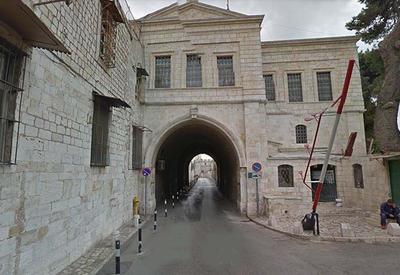 60 армянских священников жестоко избили в Иерусалиме двух евреев - ПОДРОБНОСТИ
