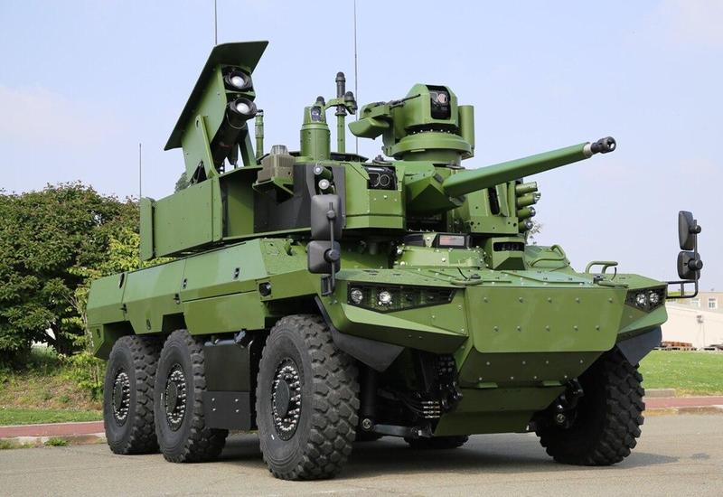 Азербайджан и Франция будут совместно производить бронетехнику