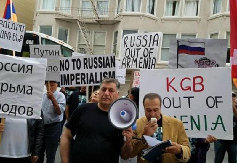 В Армении потребовали выслать посла России