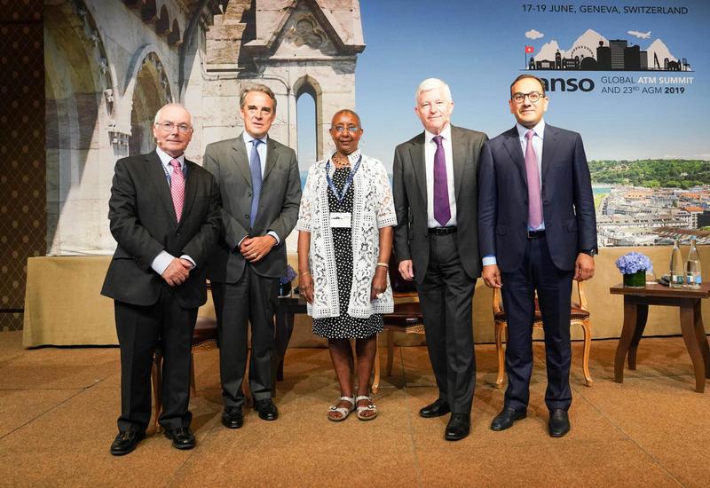 В Женеве официально представлено мероприятие «CANSO 2020: BAKU»