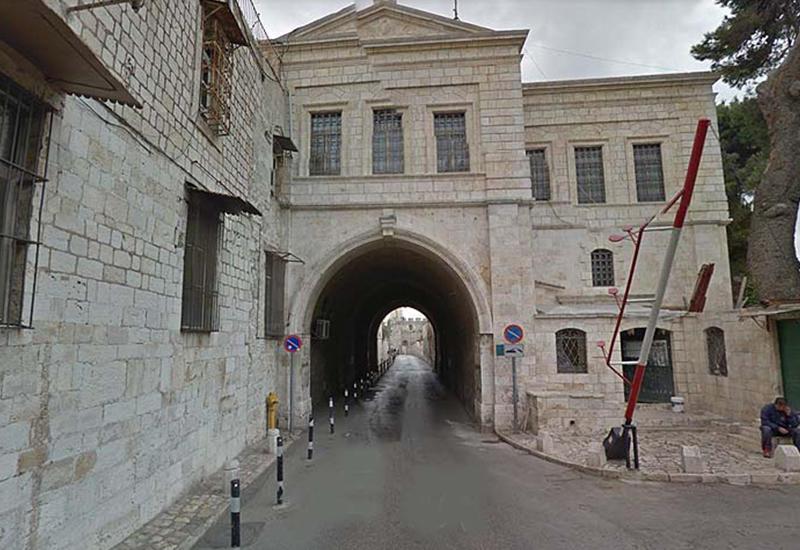 60 армянских священников жестоко избили в Иерусалиме двух евреев