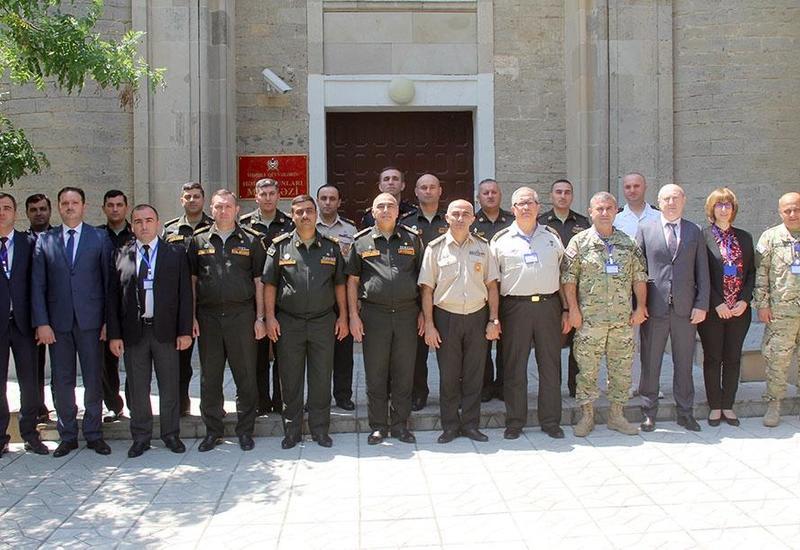 Азербайджан, Турция и Грузия проведут военные учения