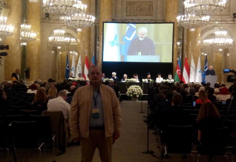 Baku Network представлен на международной конференции «От межрелигиозного и межцивилизационного сотрудничества к общечеловеческой солидарности» в Вене