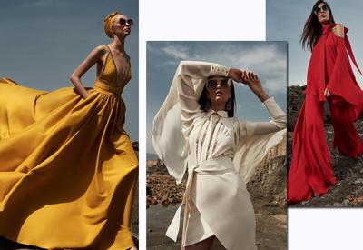 """30 лучших образов в новом лукбуке коллекции Elie Saab Resort <span class=""""color_red"""">- ФОТО</span>"""