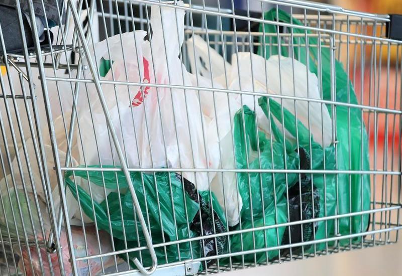Швеция вводит налог на пластиковые пакеты