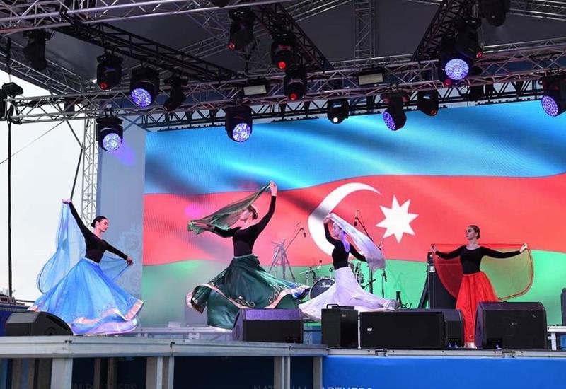 В Минске прошел День Азербайджана