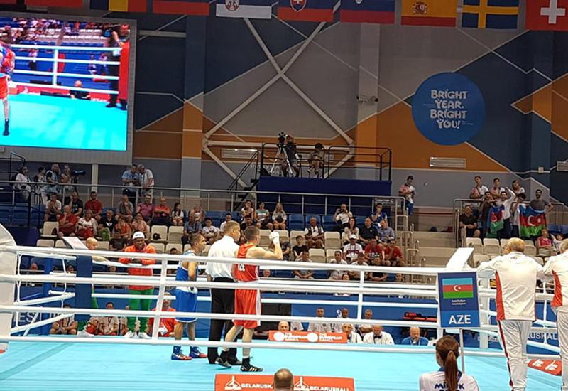 Азербайджанский боксер стартовал на Евроиграх с победы