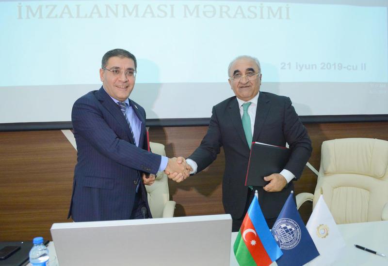 ОАО «Азербайджанская промышленная корпорация» и UNEC будут сотрудничать в учебной и научной сфере