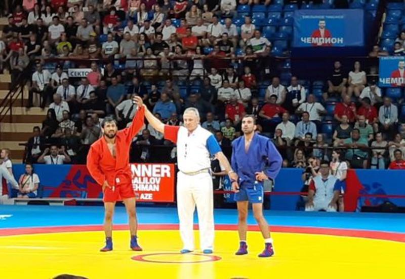 Азербайджанский медалист Евроигр: Я должен был бороться за золотую медаль