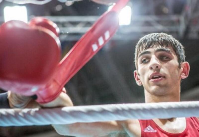 Азербайджанский боксер разгромил Алавердяна и вышел в 1/4 финала Евроигр в Минске