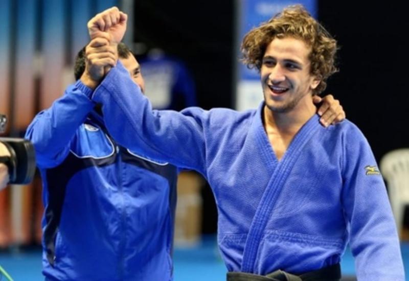 Хидаят Гейдаров победил армянского соперника и поборется за бронзу II Европейских игр