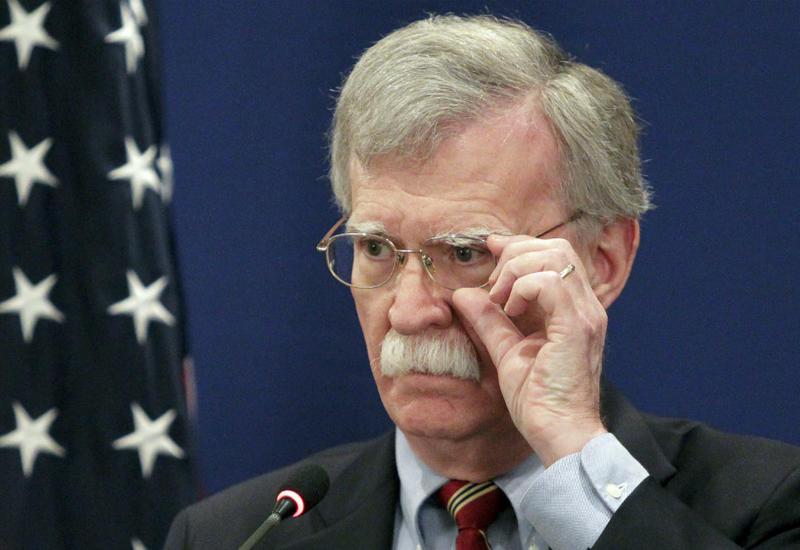 Болтон высказался о войне с Ираном