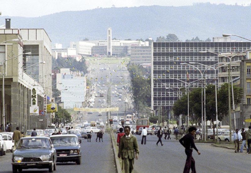 В Эфиопии неизвестный выстрелил в начальника штаба армии