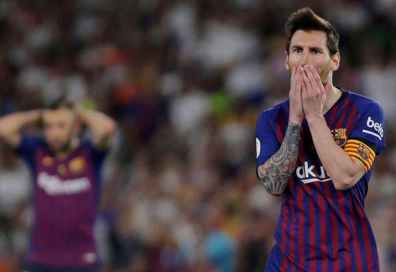 Легенда аргентинского футбола требует убрать Месси из сборной