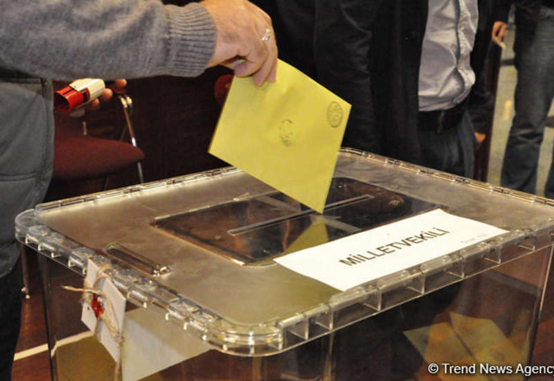 В Стамбуле завершилось голосование на муниципальных выборах