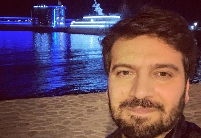 Сами Юсуф приехал в Баку