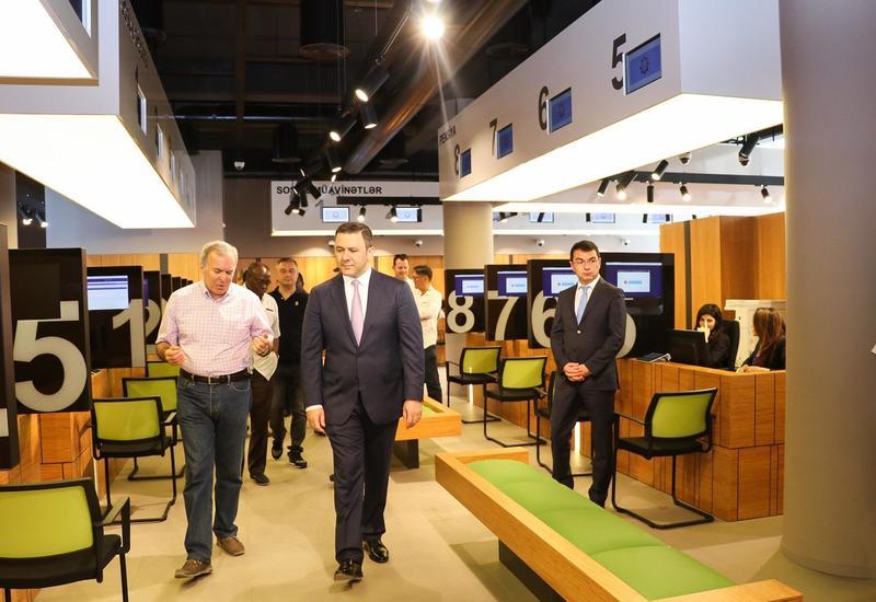 Представители международных организаций ознакомились с деятельностью Центра DOST в Баку