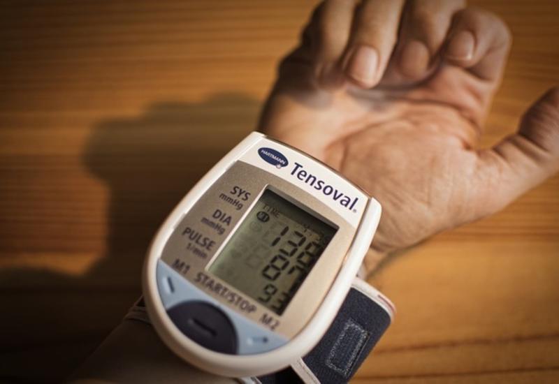 Назван простой способ понизить артериальное давление