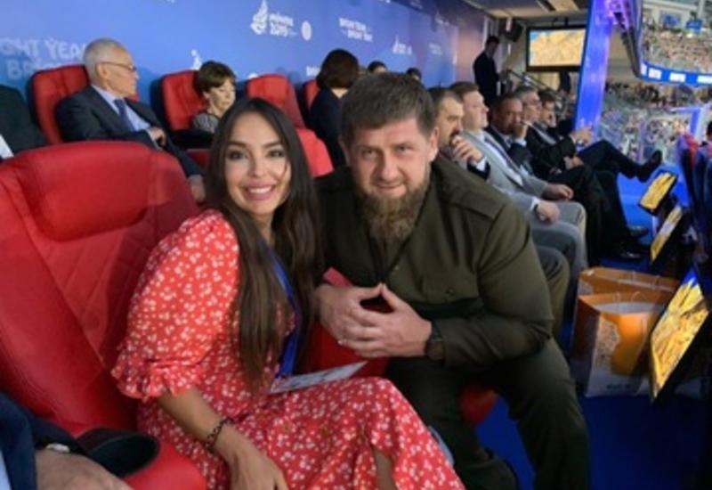Вице-президент Фонда Гейдара Алиева Лейла Алиева рассказала о встрече с Рамзаном Кадыровым