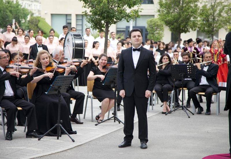 В Азербайджане объявлен первый Телевизионный конкурс вокалистов