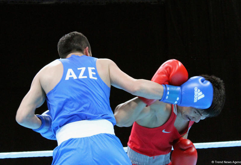 Азербайджанский боксер пробился в 1/4 финала II Евроигр в Минске
