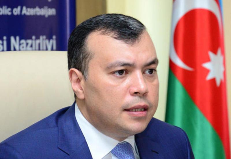 Сахиль Бабаев на переговорах с индонезийским министром
