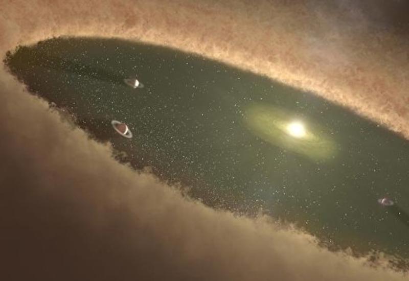 Астрономы раскрыли главный секрет рождения Земли и других планет