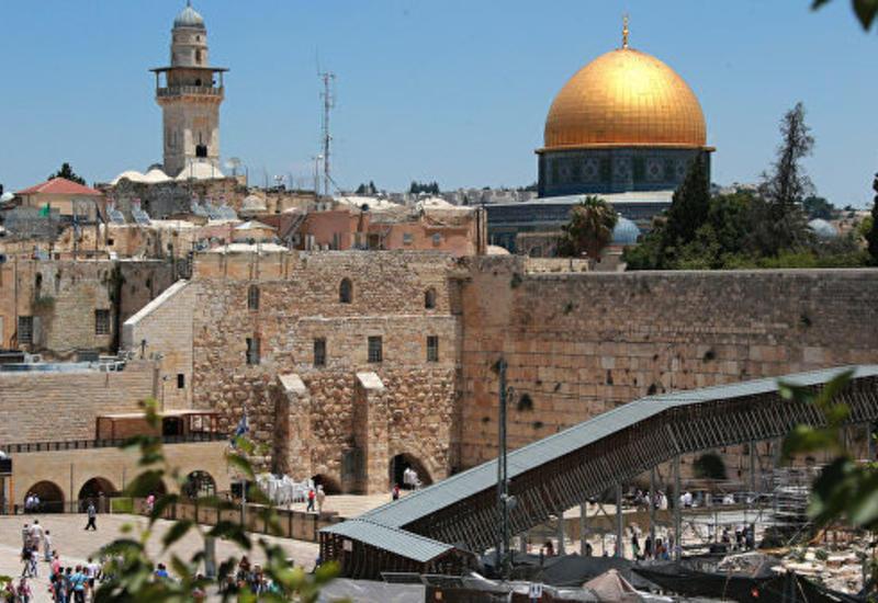"""Франция разрешила открыть доступ к """"Гробнице царей"""" в Иерусалиме"""
