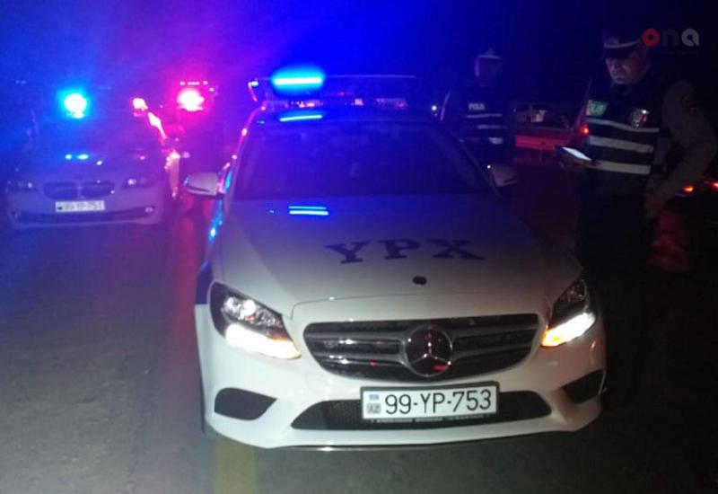 Тяжелая авария в Азербайджане, есть пострадавшие