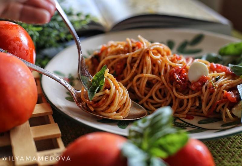 Рецепт универсального томатного соуса от азербайджанского фуд-блогера