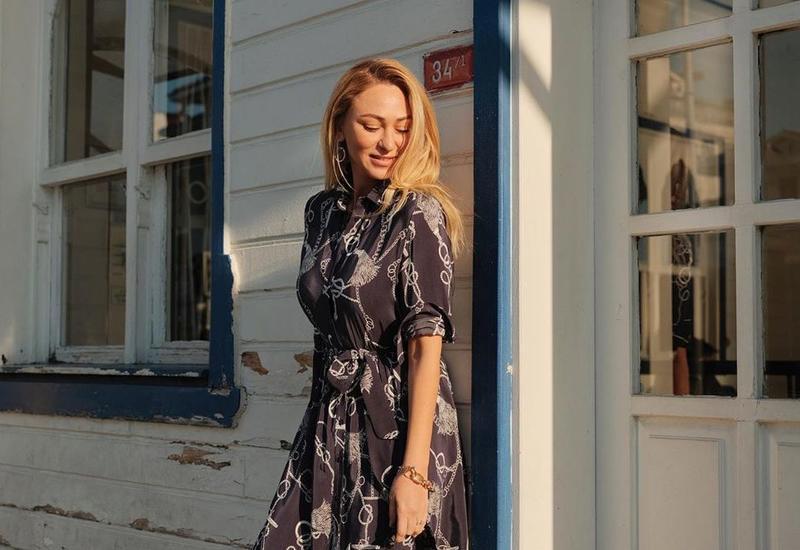 Модный блогер Айнур Гузель продемонстрировала новый стиль