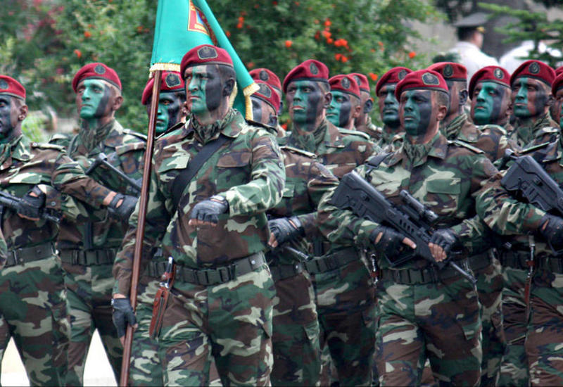 Азербайджан обладает сильнейшей и дисциплинированной армией